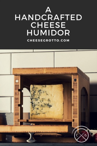 Cheese Grotto Humidor