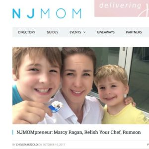 NJ Mom article